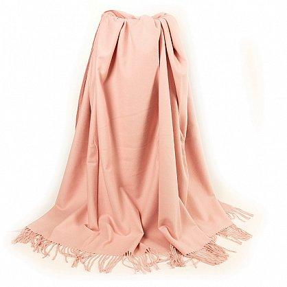 Плед INCALPACA Пима, розовый (vl-200056-gr), фото 3