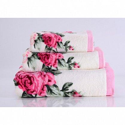 "Полотенце банное ""Rosy"", розовый, 70*140 см (vl-100100), фото 1"