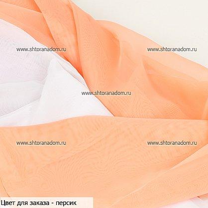 персик-белый