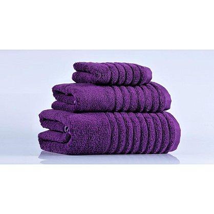 Полотенце махровое Wella Фиолет 70*130 см (W-Mudrum-70), фото 1