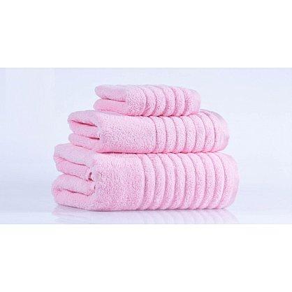 Полотенце махровое Wella Розовое 50*90 см (W-Pembe-50), фото 1