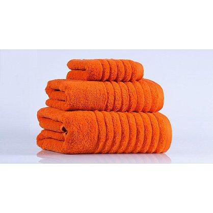 Полотенце махровое Wella Оранж 70*130 см (W-Turuncu-70), фото 1