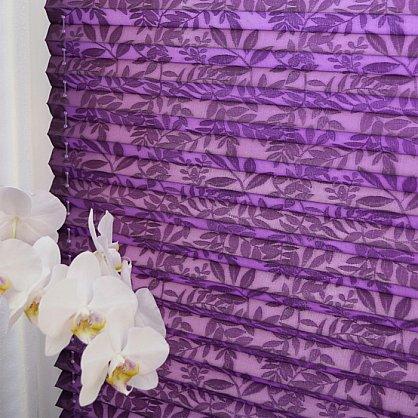 """Штора плиссе """"Фиолетовый"""", ширина 57 см (334-57), фото 6"""
