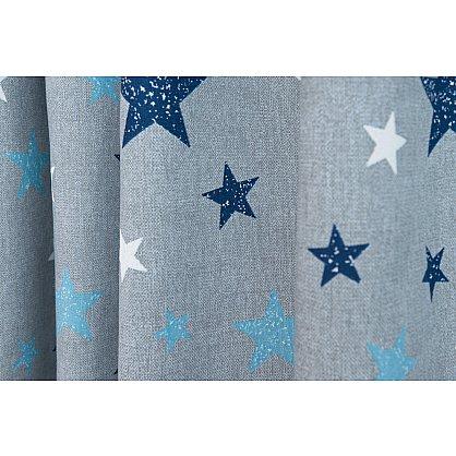 Комплект штор Sky Lonet, синие звезды (azul) (df-102991), фото 7