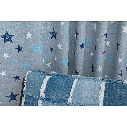 Комплект штор Sky Lonet, синие звезды (azul) (df-102991), фото 5