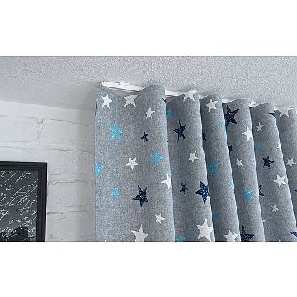 Комплект штор Sky Lonet, синие звезды (azul) (df-102991), фото 3