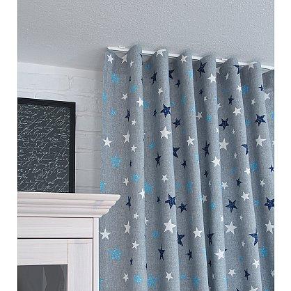 Комплект штор Sky Lonet, синие звезды (azul) (df-102991), фото 2