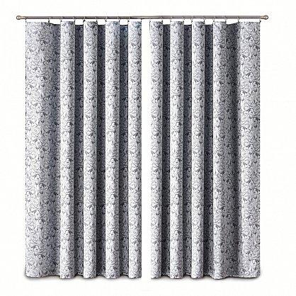 Комплект штор Primavera №7, серый (zk-200011-gr), фото 2