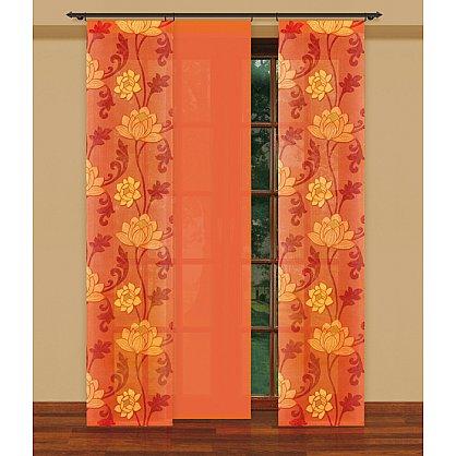 Японская штора №202240/50, оранжевый (zk-102123), фото 1