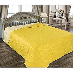 Покрывало Elite №006, желтый, 150*220 см