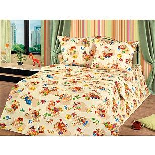 Подушка детская 035, экофайбер, 50*70 см
