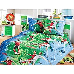Подушка детская 011, экофайбер, 50*70 см