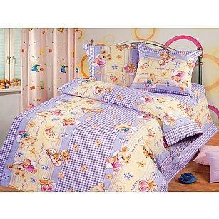 Подушка детская 018, экофайбер, 50*70 см