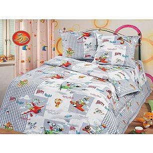 Подушка детская 022, экофайбер, 50*70 см