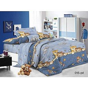 КПБ Поплин детский Котята (1.5 спальный)