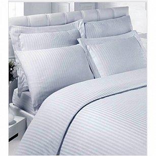 Комплект постельного белья гостиничного KARNA, белый
