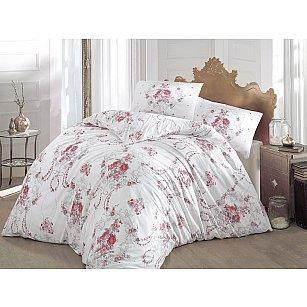 """Комплект постельного белья """"RANFORCE ADMIRE"""" (2 спальный), бордовый"""