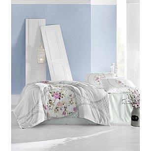 """Комплект постельного белья """"RANFORCE PERLITA"""" (2 спальный), светло-зеленый"""