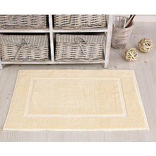 """Махровое полотенце для ног """"KARNA GREN"""", кремовый, 50*70 см"""