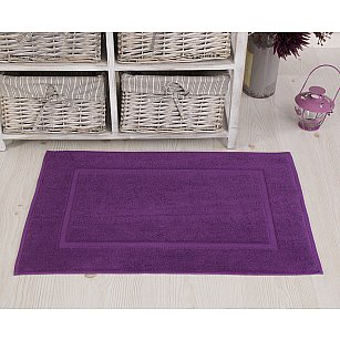 """Махровое полотенце для ног """"KARNA GREN"""", светло-лаванда, 50*70 см"""