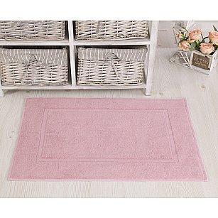 "Махровое полотенце для ног ""KARNA GREN"", пудра, 50*70 см"