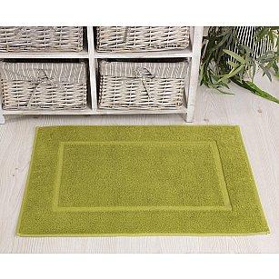 """Махровое полотенце для ног """"KARNA GREN"""", фисташковый, 50*70 см"""