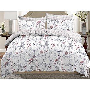 КПБ Поплин Pure cotton 187 (1.5 спальный)