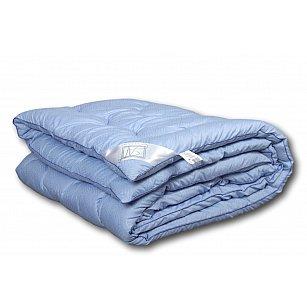 """Одеяло """"Лаванда"""", теплое, голубой"""