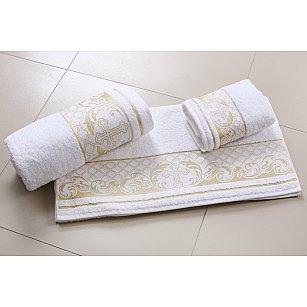 """Полотенце махровое для крещения """"KARNA SAINT"""", 70*140 см"""