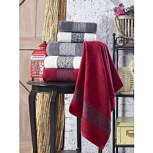 Комплект махровых полотенец TexRepublic Cotton Barok