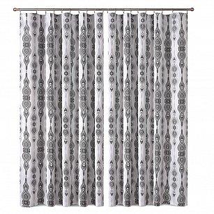 Комплект штор №1110075, серый