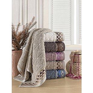 Комплект махровых полотенец PHILIPPUS SLOW COTTON NEXT, 50*90 см - 6 шт