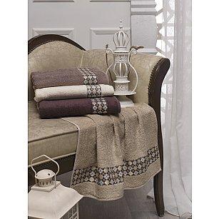 Комплект бамбуковых полотенец DO&CO ECOSE