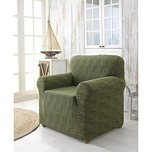 "Чехол для кресла ""KARNA ROMA"", зеленый"