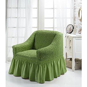 """Чехол для кресла """"BULSAN"""", зеленый"""