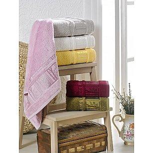 Комплект бамбуковых полотенец PHILIPPUS SLOW TOWEL, 50*90 см - 6 шт