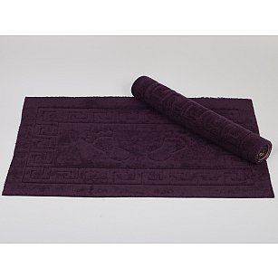 """Коврик """"KARNA LIKYA"""", фиолетовый, 50х70 см"""
