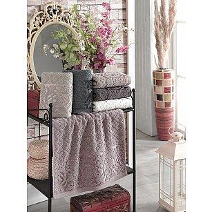 Комплект махровых полотенец PHILIPPUS LUX COTTON DENISE, 50*90 см - 6 шт