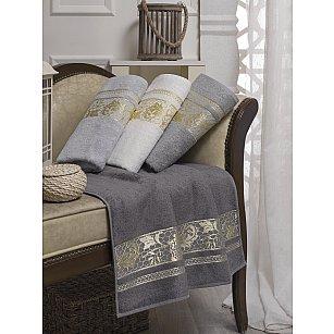 Комплект бамбуковых полотенец DO&CO DIANA