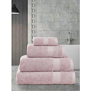 "Полотенца махровое ""KARNA AREL"", грязно-розовый"