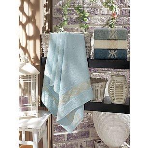Комплект бамбуковых полотенец DO&CO LILIUM, 50*90 см - 4 шт