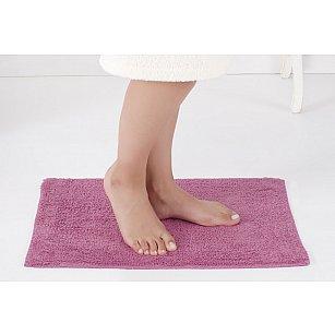 """Коврик для ванной """"MODALIN FLET"""", розовый, 40*60 см"""