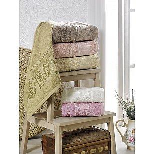 Комплект бамбуковых полотенец PHILIPPUS SLOW SOFT, 50*90 см - 6 шт