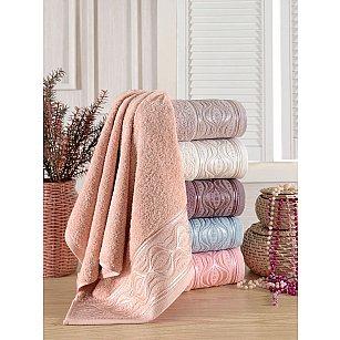 Комплект махровых полотенец PHILIPPUS SLOW COTTON ARDINA, 50*90 см - 6 шт