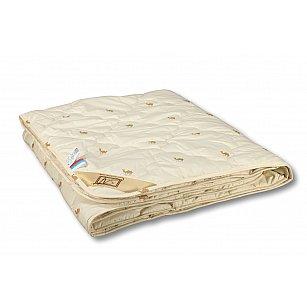 """Одеяло """"Сахара"""", всесезонное, бежевый"""