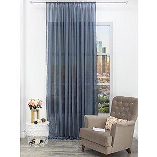 Тюль вуаль Фентези Amore Mio RR 31483-44054, голубой, 300*290 см