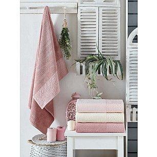 Комплект бамбуковых полотенец DO&CO ANGELICA