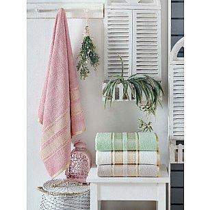 Комплект бамбуковых полотенец DO&CO PANSY
