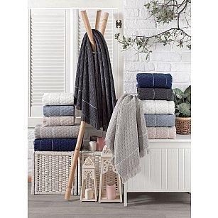 Комплект махровых полотенец DO&CO YAKUT, 50*90 см - 6 шт