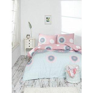 "КПБ ""RANFORCE ORLEON"" (1.5 спальный), розовый"